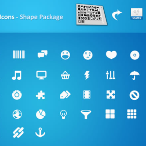 Android Icons Shapes