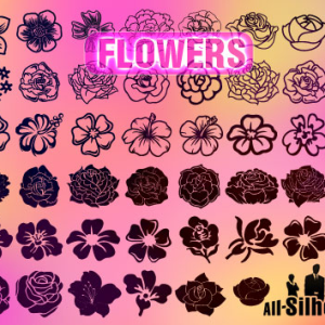 Download Vector Flowers