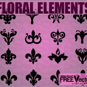 Free floral flowers