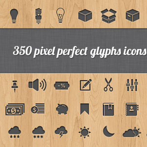 350 Free Vector Web Icons Shapes