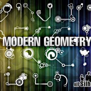 Modern Geometrical Vector Shapes for Creative Backgrounds