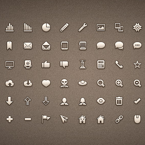 Pixels Icon Set CSH