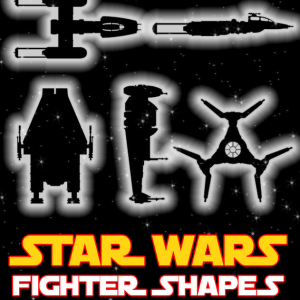 Star Wars Photoshop Vector Shapes