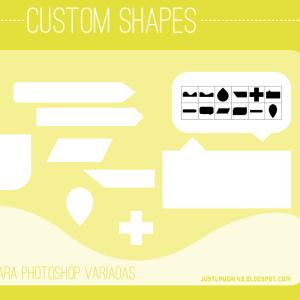 Tag and Label Vector Shapes for Photoshop